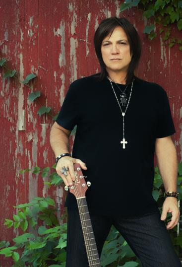 """HOUSE OF LORDS singer James Christian to release his third solo album """"Lay It All on Me"""" in July onFrontiers"""