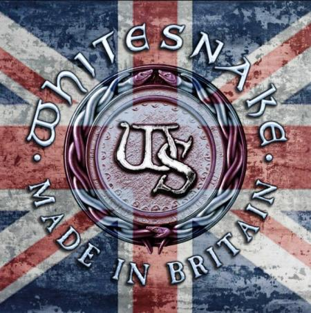 Whitesnake Made In Britain