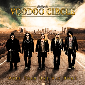 Voodoo Circle- 2013 Coverart