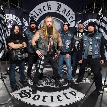 Black Label Society 2013