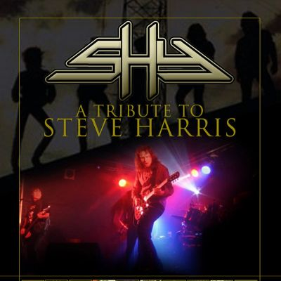 Shy Steve Harris tribute