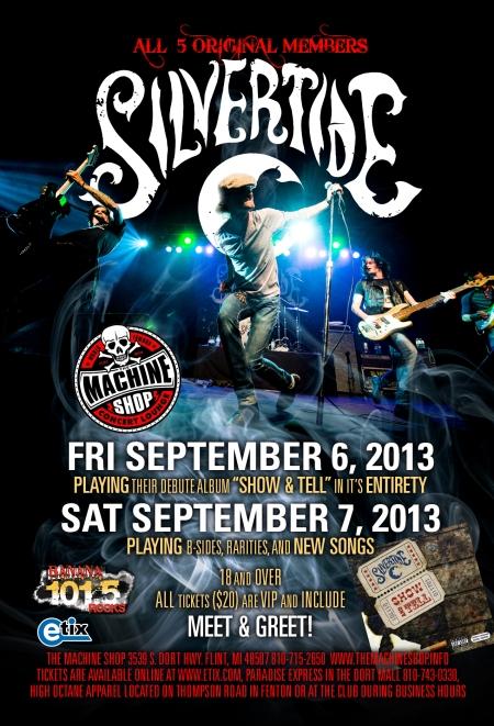 Silvertide 2013