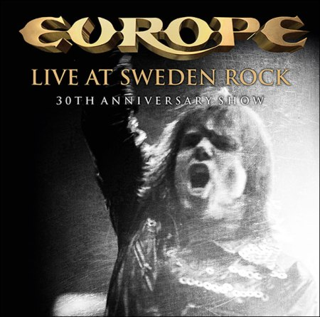 Europe Live At Sweden Rock