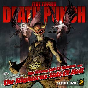 Five Finger death Punch The Wrong Vol 2