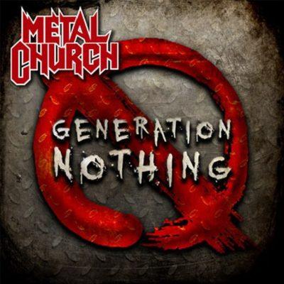 Metal Church Generation Nothing