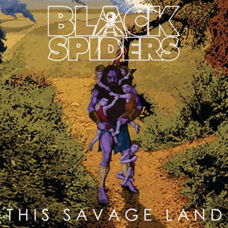 BlackSpidersThisSavageLand