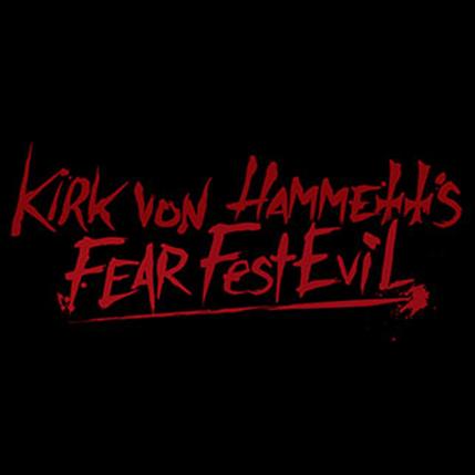 KirkHammettFearFestEvil