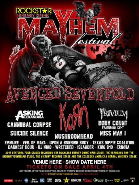 MayhemFestival2014