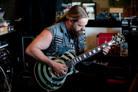 Zakk Guitar