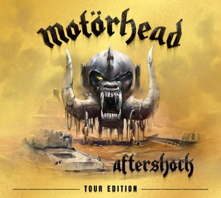 Motorhead AftershockTourEdition