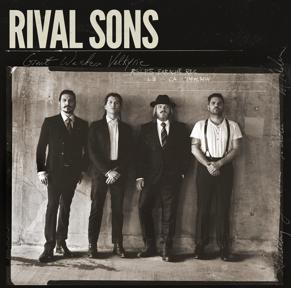 Rival Sons New Album Great Western Valkyrie Out Now