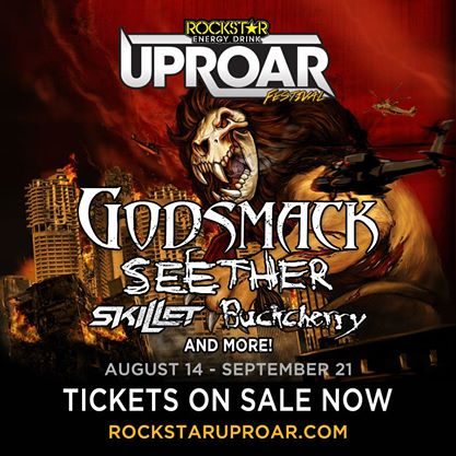 Rockstar Energy Uproar 2014